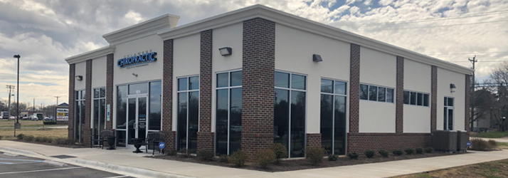 Chiropractic Rock Hill SC Office Building at Celanese Chiropractic Health & Performance